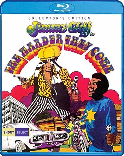 Jimmy Cliff - The Harder They Come: Collector's Edition [Blu-ray]