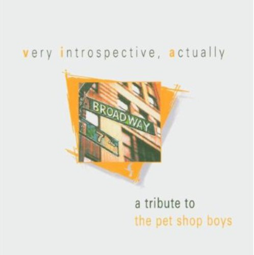 Very Introspective, Actually: A Tribute to Pet Shop Boys