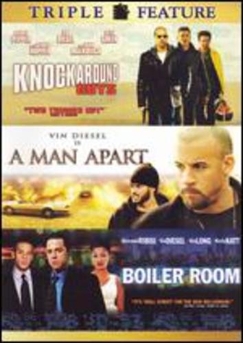 Man Apart & Boiler & Knockaround Guys