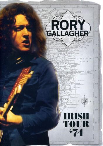 Rory Gallagher - Irish Tour 74 [DVD]