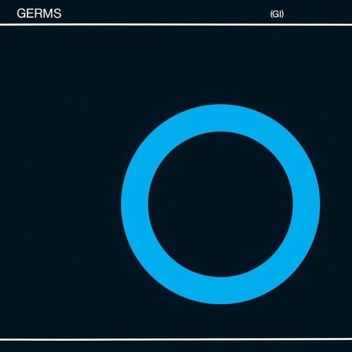Germs - GI [RSC 2018 Exclusive Translucent Blue LP]