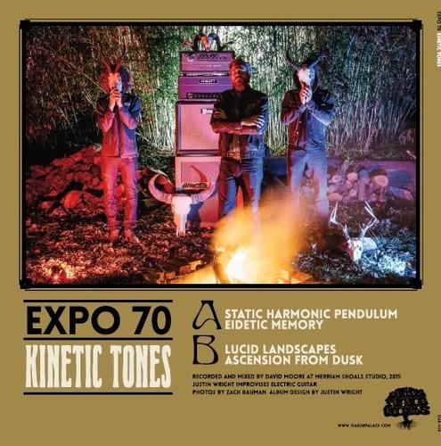 Kinetic Tones