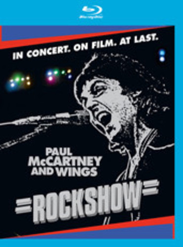 Paul McCartney & Wings: Rockshow