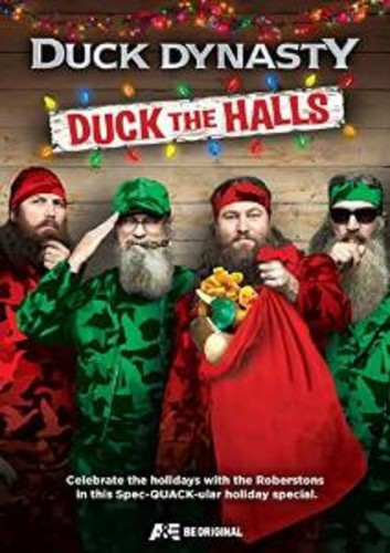 Duck Dynasty: Duck the Halls