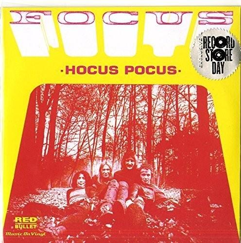 """Focus - """"Hocus Pocus"""""""