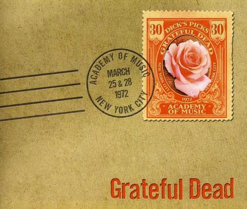 Grateful Dead - Vol. 30-Dick's Picks Academy Of Music New York