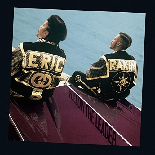 Eric B. & Rakim - Follow The Leader [2LP]