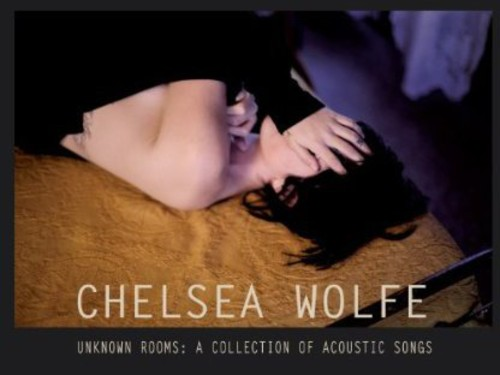 Unknown Rooms: A Collection of Acoustic Songs