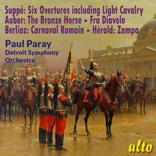Franz Von Suppe & Favourite French Overtures
