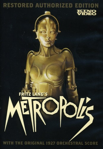 - Metropolis (1927) / (Full B&W)