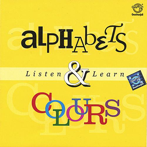 Listen & Learn Alphabets & Colours