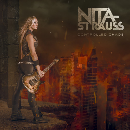 Nita Strauss - Controlled Chaos (transparent Red)