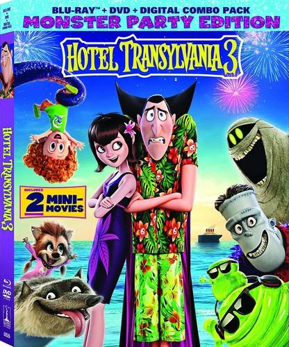 Hotel Transylvania 3: Summer Vacation [Blu-ray/DVD]