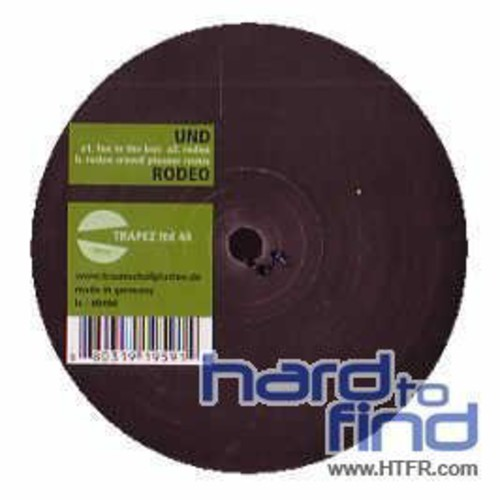 Rodeo [12 inch single]