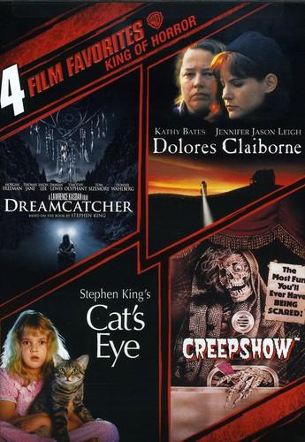 4 Film Favorites: King of Horror