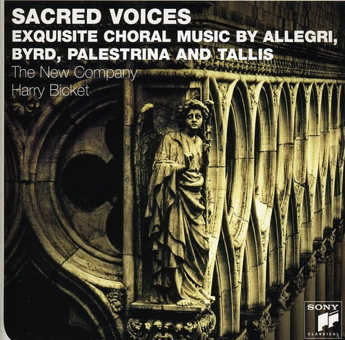 New Company - Sacred Voices: Music Of The Renaissance