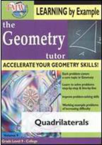 Geometry Tutor: Quadrilaterals