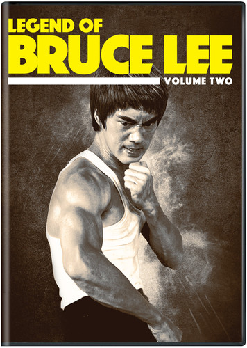 Legend of Bruce Lee: Volume 2
