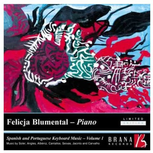 Spanish & Portuguese Piano Music 1