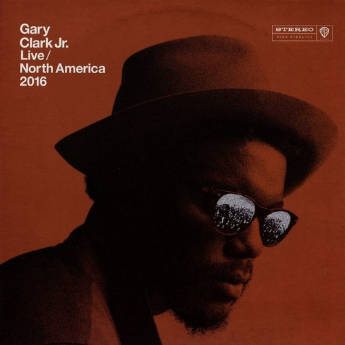 Gary Clark Jr. - Live North America 2016 [Limited Edition Pink LP]