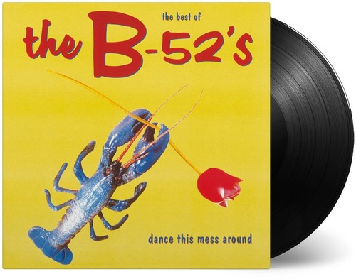 The B-52's - Dance This Mess Around: The Best Of [Import Vinyl]