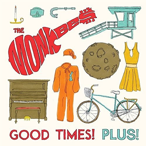 The Monkees - Good Times Plus [Colored Vinyl] (Red) [Indie Exclusive]