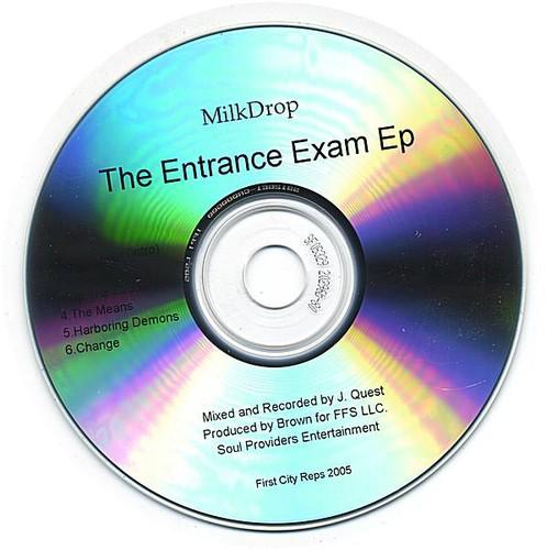 Entrance Exam EP