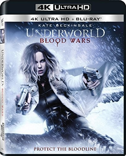 Underworld: Blood Wars [4K Ultra HD Blu-ray/Blu-ray]