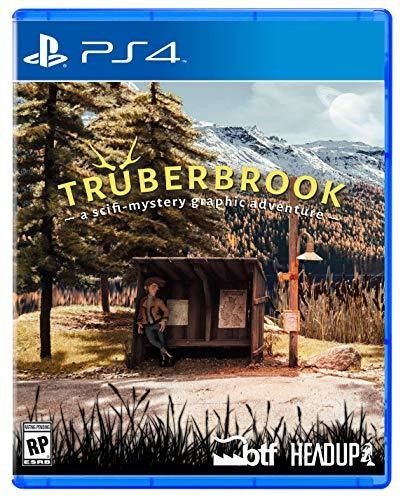 - Truberbrook for PlayStation 4