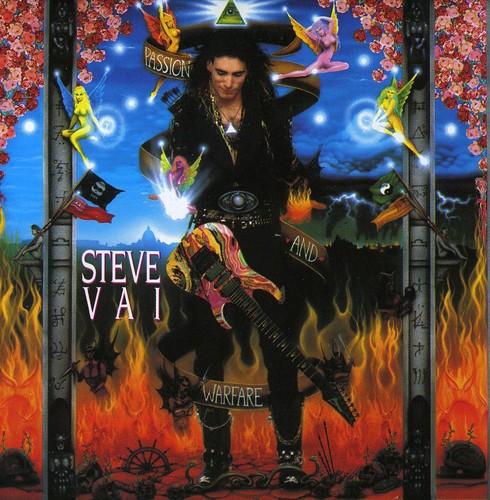 Steve Vai - Passion & Warfare [Import]