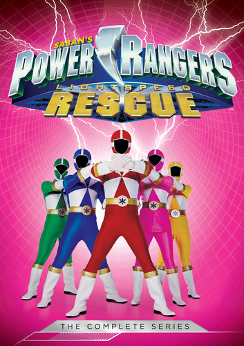 Power Rangers: Lightspeed Rescue - Complete Series