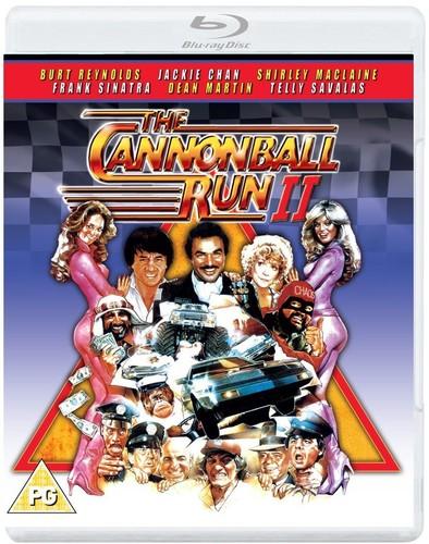 Cannonball Run II (1984) (Region Free) [Import]