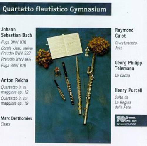 Works for Flute Quartet