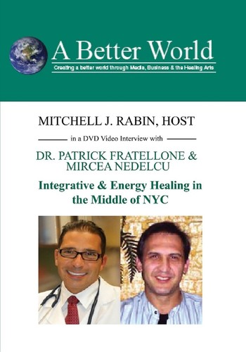 Dr Patrick Fratellone & Mircea Nedelcu