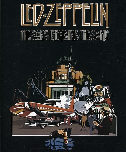 Led Zeppelin - Song Remains The Same / (Ws Rmst Spec Sub Ac3 Dol)