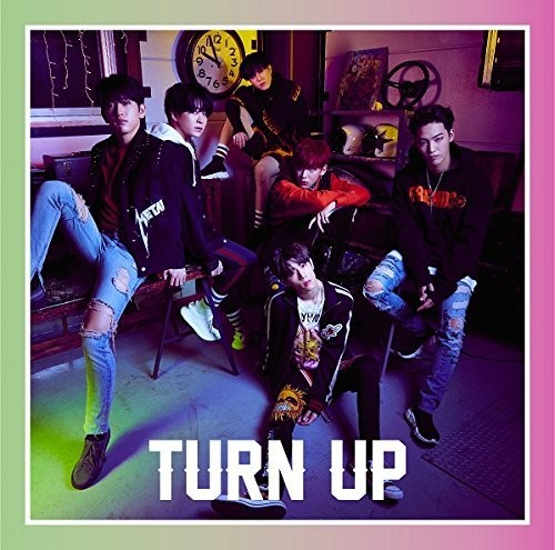Got7 - Turn Up: Type D