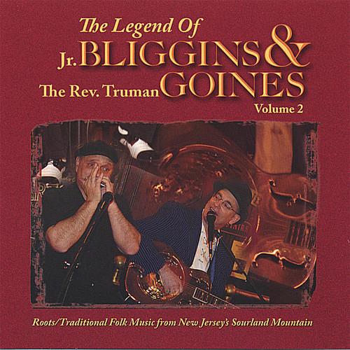 Legend of Bliggins & Goines 2