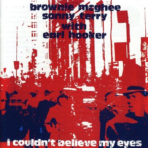 I Couldn't Believe My Eyes [Import]