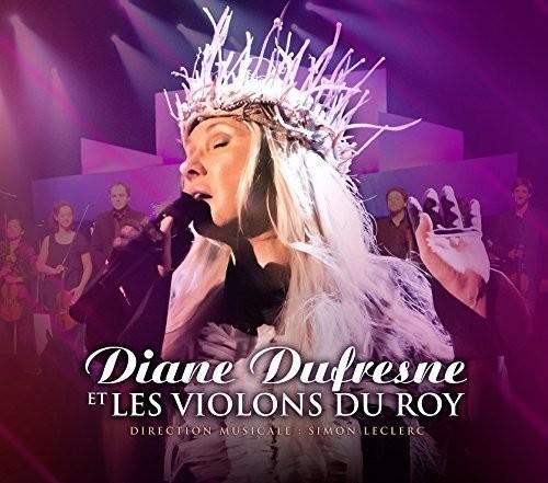 Diane Dufresne Et Les Violons Du Roy [Import]