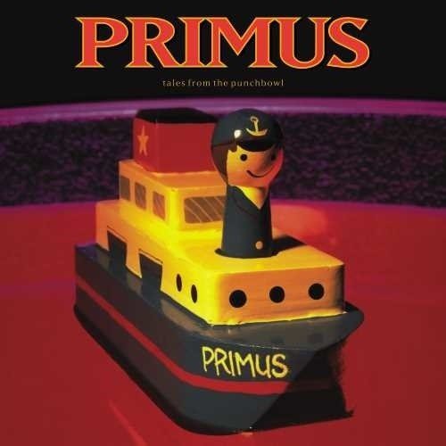 Primus - Tales From The Punchbowl [2LP]
