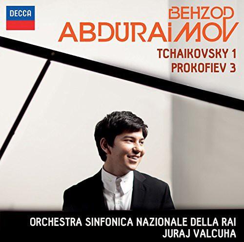 Piano Concerto No1 /  Prokofiev: Piano Concerto No3