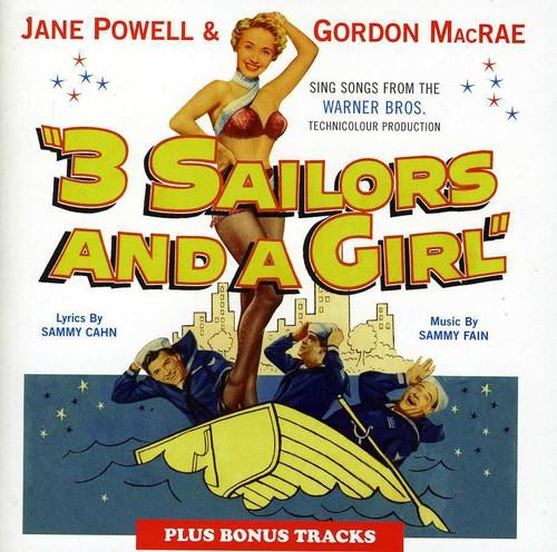3 Sailors and A Girl