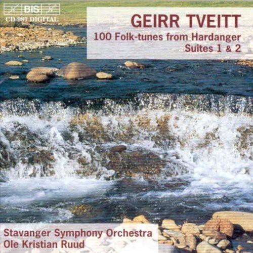 100 Folk Tunes From Hardanger Op.151 /  Stes 1 & 2