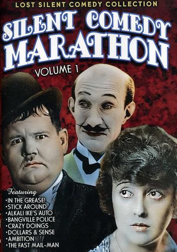 Silent Comedy Marathon: Vol. 1