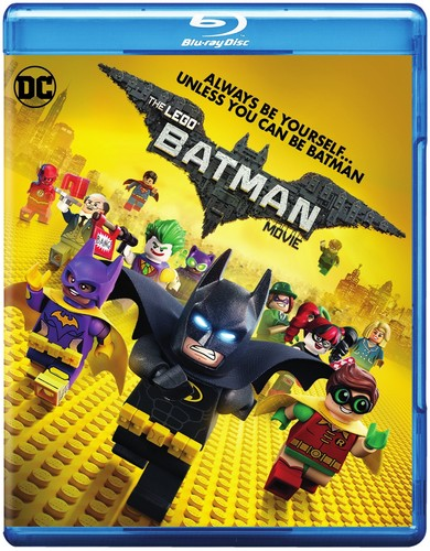 LEGO Batman Movie [Blu-ray/DVD]