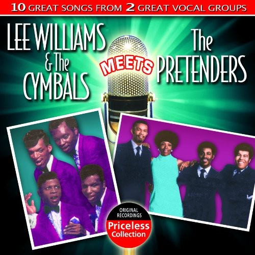 Lee Williams and The Cymbals Meets The Pretenders