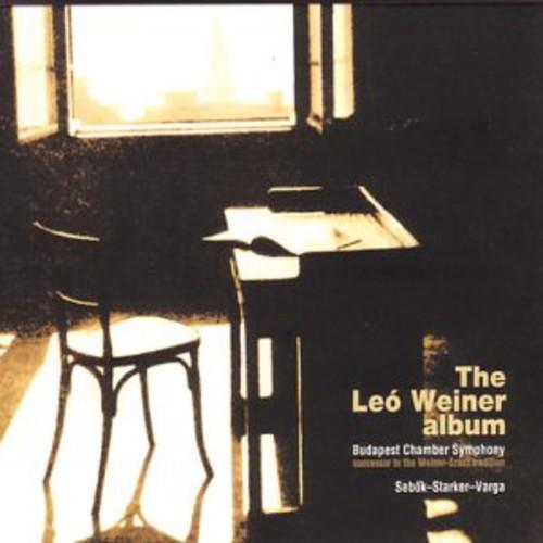 Leo Weiner Album: Pastorale Phantasie & Fugue
