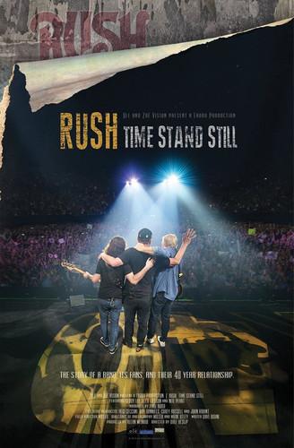 Rush - Time Stand Still [DVD]