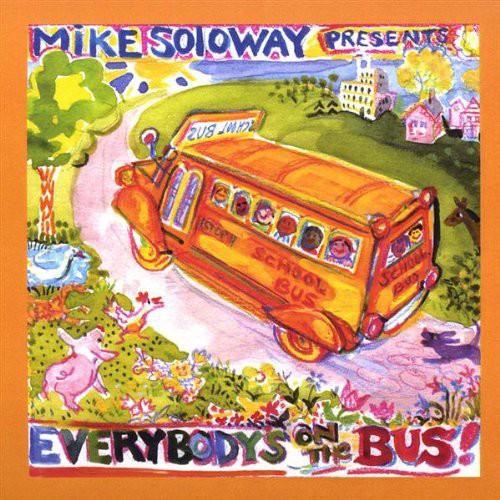 Everybodys on the Bus-School Bus Songs