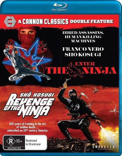 Enter The Ninja /  Revenge Of The Ninja (Cannon Classics) [Import]